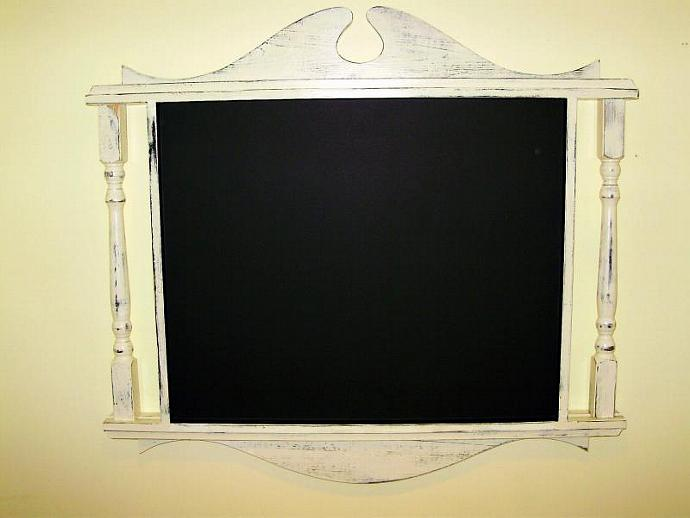 Country Colonial ChalkBoard