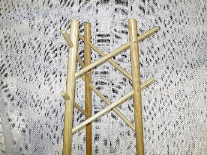 Minimalist  Standing Coat Rack