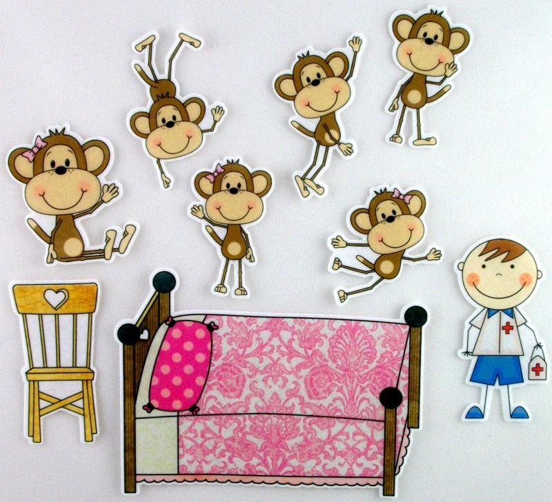 Little Monkeys Jumping On The Bed Videos
