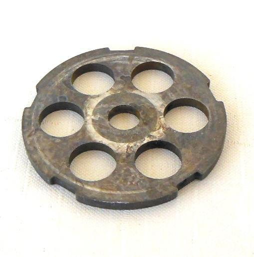 Moulinex Charlotte 308 Meat Grinder Disk Blade - Large Hole Grill Replacement
