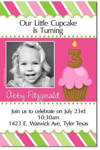 1st Birthday Invitations (ANY COLOR SCHEME) **Download Immediately**
