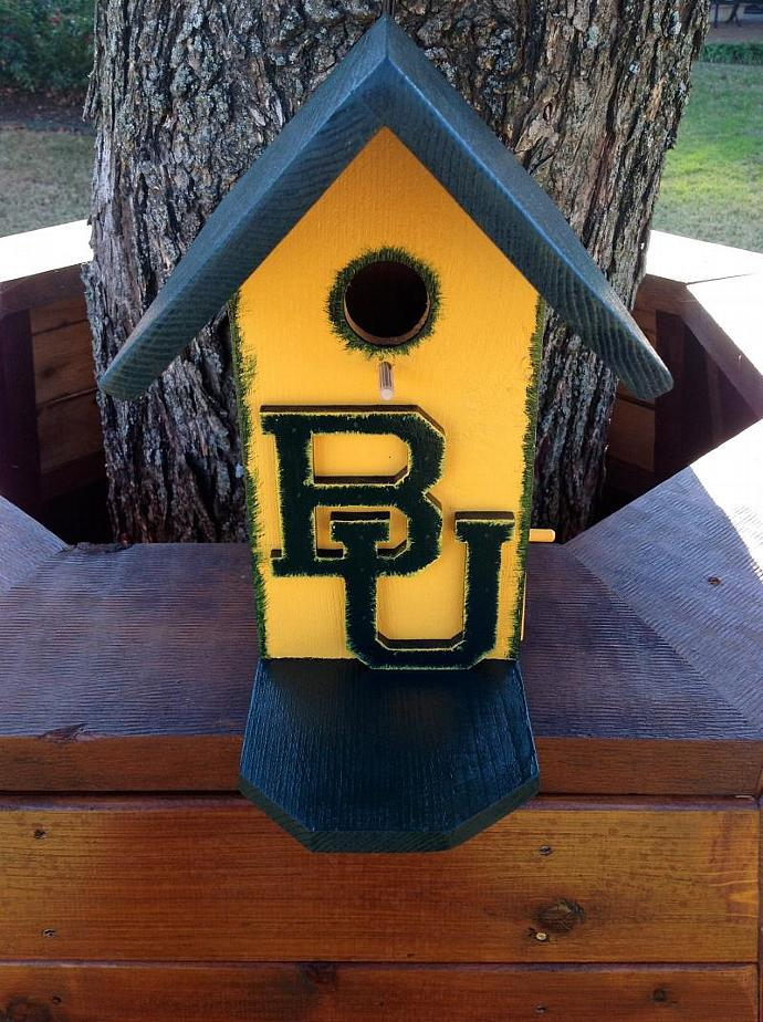Birdhouse - Baylor University