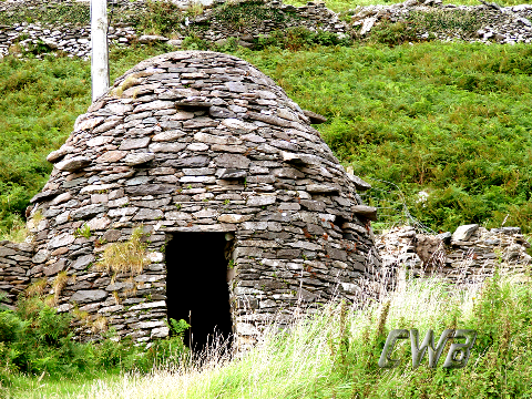 8x10 Fine art print  - Beehive Hut  Dingle Ireland