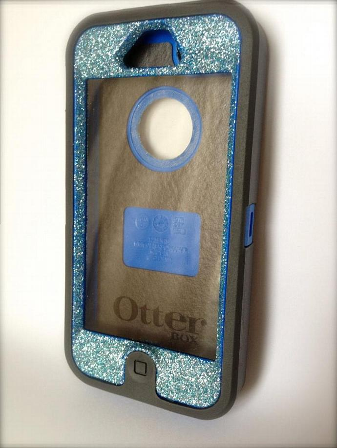 Iphone 5c Glitter Otterbox Case images