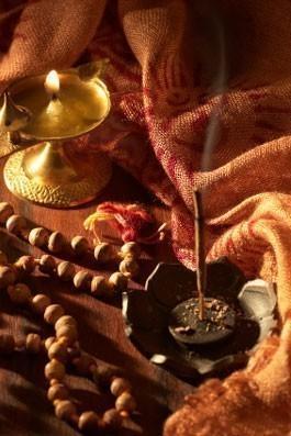 INDIAN SANDALWOOD and VANILLA--All Natural Deodora