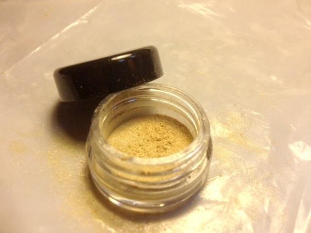 Free shipping, Naturalana's 'HIT ME' (Highly Intense True Mineral Eyeshadow)