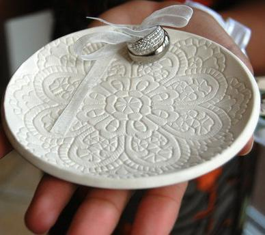 wedding ring dish wedding ring platehand built porcelain