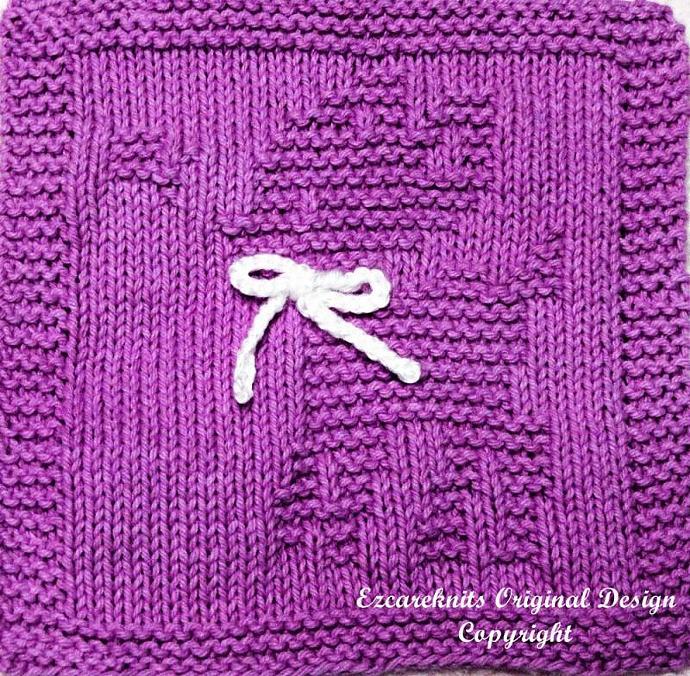 Knitting Cloth Pattern - FANCY FAWN -