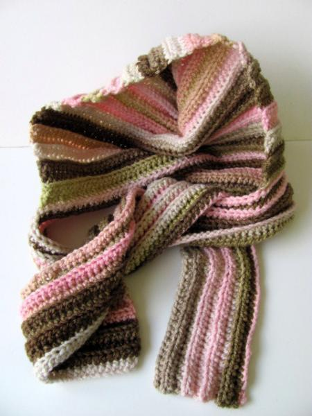 Hooded Scarf A Scoodie