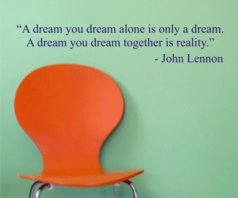 John Lennon Wedding Quotes. QuotesGram