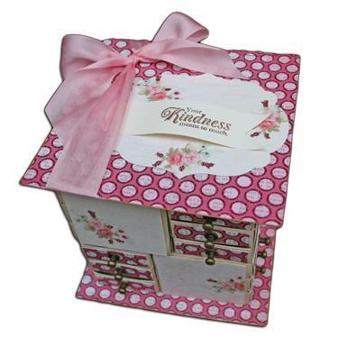 Matchbox Dresser Box
