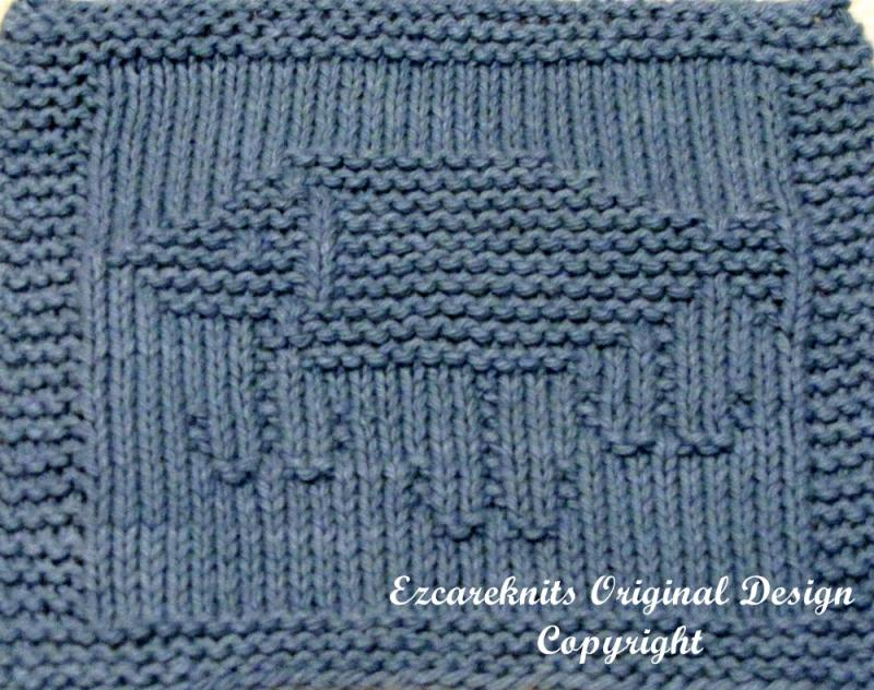 Knitted Tablecloth Patterns : Knitting Cloth Pattern - FISHING LURE ezcareknits