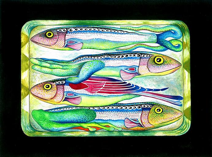 Somethings Fishy