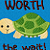 Worth the Wait Embroidery Design