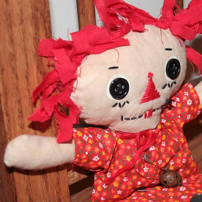 Raggedy Autumn Annie