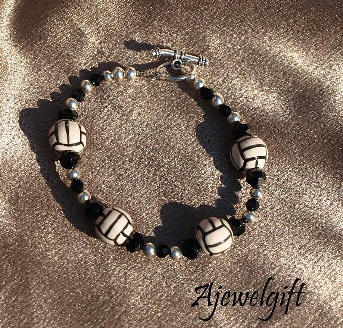 Volleyball  Bracelet  DLAFEB