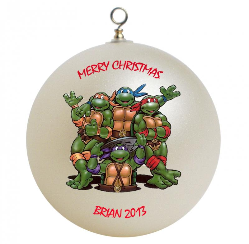 Teenage Mutant Ninja Turtles Personalized | GiftsFromHyla