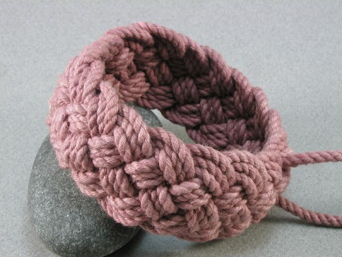 chocolate brown rope bracelet turks head knot sailor knot rope bracelet 646