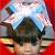 Webb City Cardinals Puff Sequin CHEER Spirit Bow  FREE SHIPPING