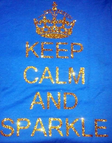 Sparkle Tee Free Name Included