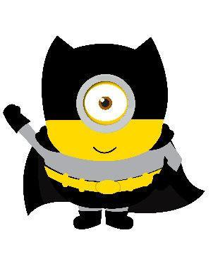 Batman  Minion Tee All Sizes Free Name Included Free name included