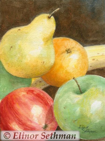 Fruit Study 2