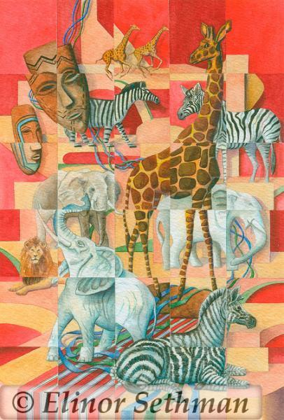 Safari Dream Sequence