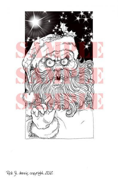 You want WHAT??? Santa digi