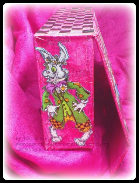 March Hare digi stamp