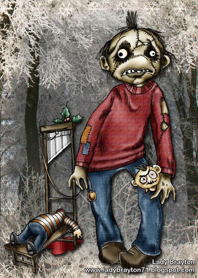 2012 Creepmad Toy Boy
