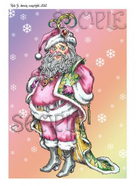 2012 Prince of Christmas Santa
