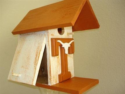 Birdhouse - UT Longhorns College