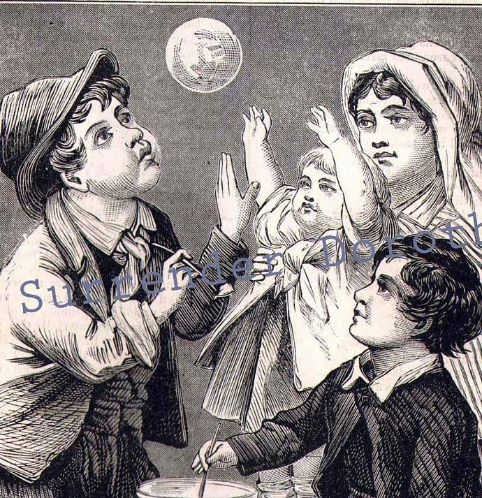Blowing Soap Bubbles History Blowing Soap Bubbles