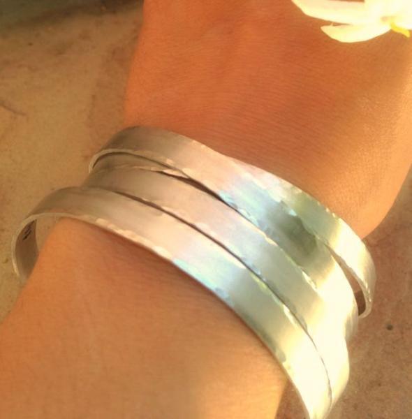 personalized cuff, cuff bracelet, secret message bracelet, thank you for raising
