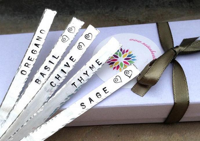garden markers, gardner gifts, custom garden markers, personalized garden