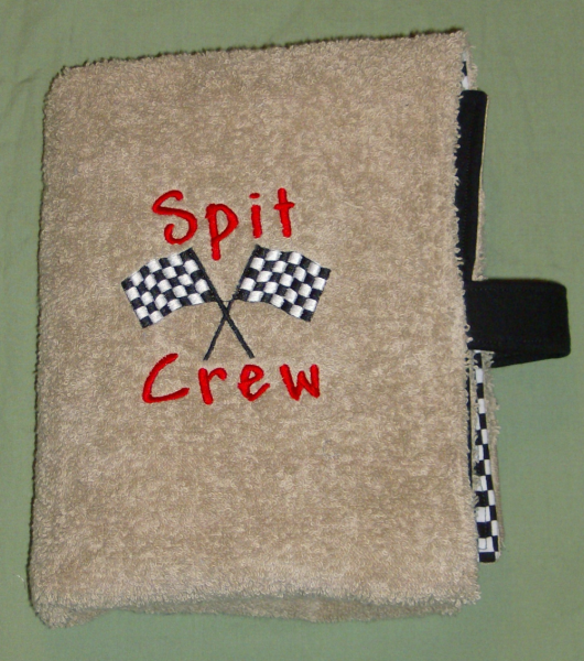 Spit Crew Changing Pad