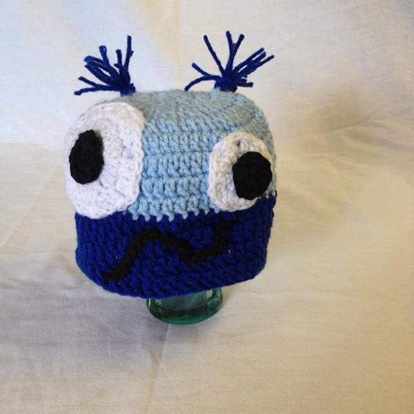 Little boy's Monster hat