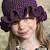 Pattern: ELLA Hat - pretty ruffled beanie