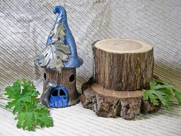 Faerie House Handmade Pottery By