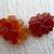 Carnelian Agate Flowers