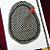 Sewn Oval Card