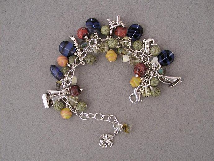 Handcrafted  Bracelet Memories