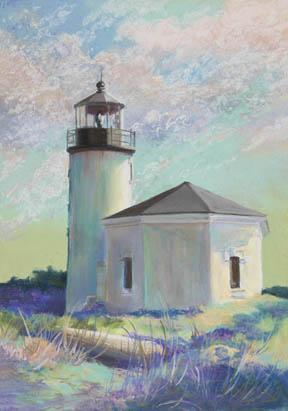 """""""Bandon Afternoon"""" Giclee Paper Print by Carol Thompson"""