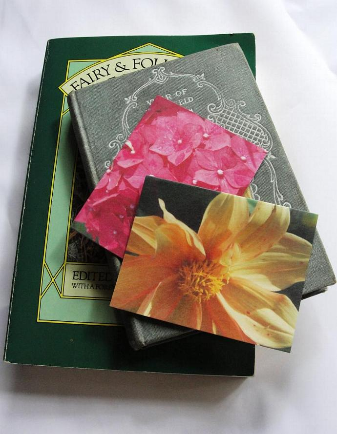 Irish Blooms  Magnetic Bookmark Set