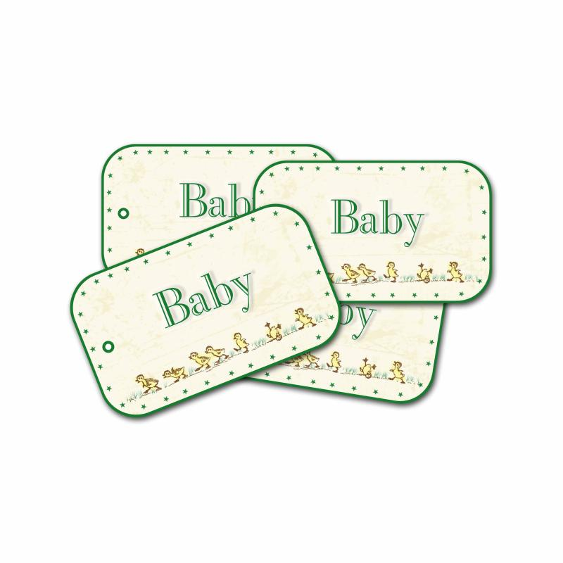 baby duck gift tags baby shower tags new dorothyjane