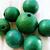 Green Wooden Balls
