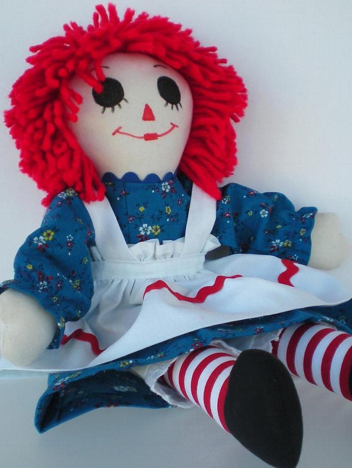 Raggedy Ann Handmade
