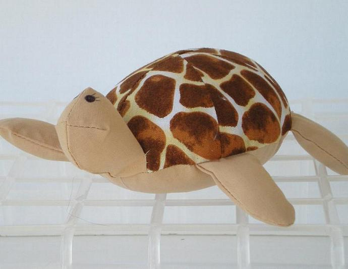 Stuffed Toy Turtle/Pincushion
