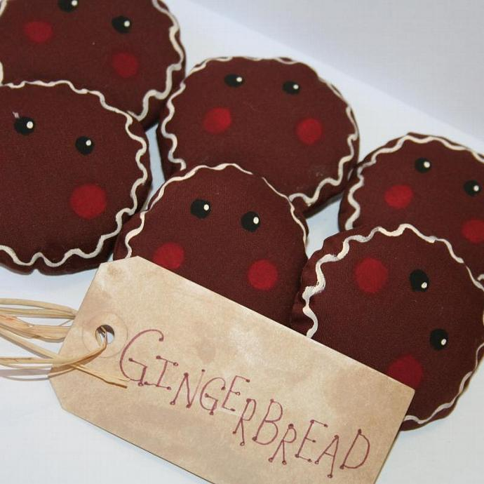 Gingerbread Man Bowl Fillers