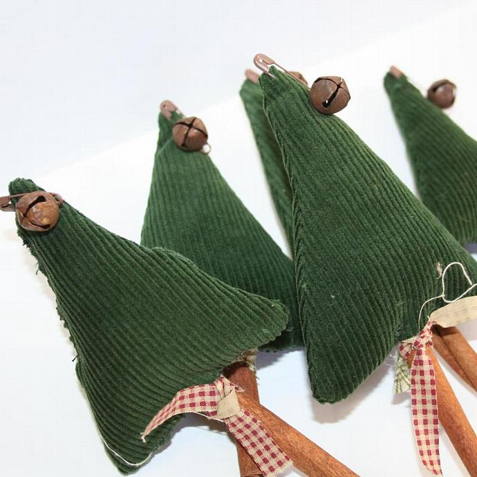 Cinnamon Tree - Set of 5